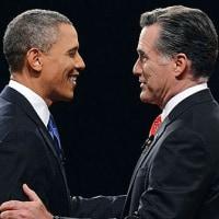 第一回大統領選ディベート その2 大変失礼しました。