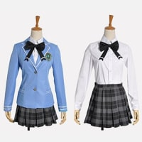 学園K -Wonderful School Days- 木野花沙耶(きのはな さや) コスプレ衣装