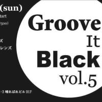 GROOVE  IT BLACK vol.5