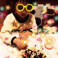 息子5歳の誕生日!