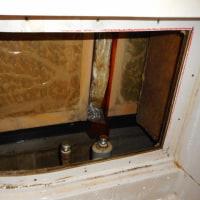 ユニットバスで水漏れ・・・千葉市
