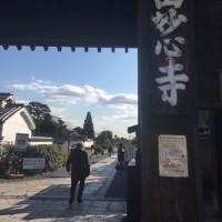 妙心寺へさんぽ
