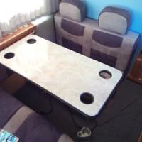 アミティのテーブルを軽いのに変更しました。