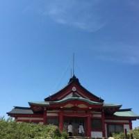 2017.6.16  箱根神社本宮