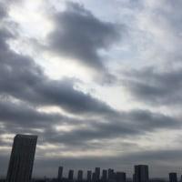 5/16の朝の空