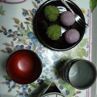 イヴニング☆カフェ食後のお茶