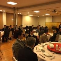 白木建設の忘年会を開催しました!