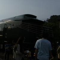 瑞風 in 益田