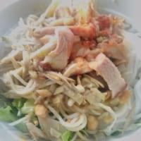 [気温27℃][晴れ] 夏に食べたい冷やしベトナム?
