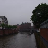 ハンベルグ市  運河と煉瓦の街 8-8