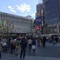 久しぶりに錦糸町へ…