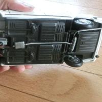 1/20 エレール ルノーR16 ライト点灯ギミック付き 製作記 完成 せず。