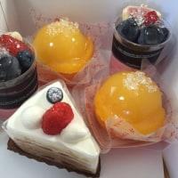 誕生日のケーキは また今度・・・。