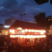 福島山車祭り