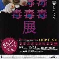 毒毒毒毒毒毒毒毒毒展(もうどく展) (HEP FIVE)