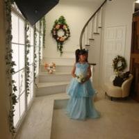 娘のところ長女7歳の祝い