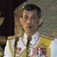 ワチラロンコン皇太子がラマ10 世王になられました!