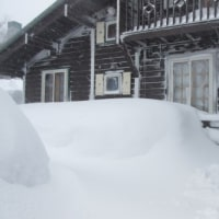 Snowed, again!