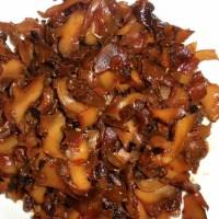 ニシ貝の佃煮