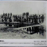 日野用水開削450周年記念事業4回目「座学と日野用水まち歩き」③終