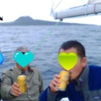 22日19:45分小笠原二見港に入港!