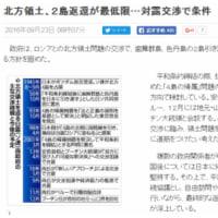 読売新聞と外務省の不見識 current topics(198)