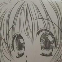 瞳の描き方変わりました🎵