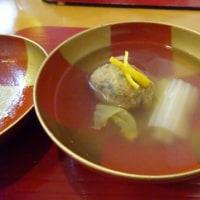 京料理・宮川でランチ