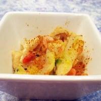 2月6日「油揚と白菜の煮ひたし