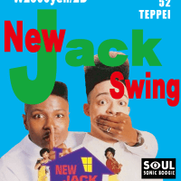 New Jack Swing Night~SOUL SONIC BOOGIE 2014