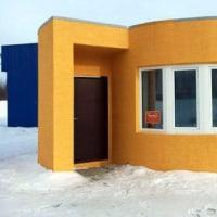 3Dプリンターでお家が建つ!?