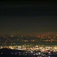 スターウォッチング & Night View - 赤城山 / 前橋市 - 鳥居峠