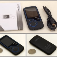 DAP(デジタル・オーディオ・プレイヤー):AGPtEK C05