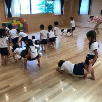 幼稚園出張体操教室