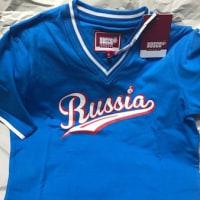 【ユーリ!!!】またロシアスポーツメーカー『Bosco sport』のTシャツ購入♪(eBay) #yurionice
