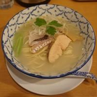 17229、230 NOODLE KITCHEN TERRA@野々市市 5月17日 三国沖乗っ込み鯛と淡麗煮干しの競演! 鯛白湯、鶏煮干し