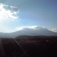 はれててよかったので御嶽山を観に行きました