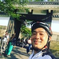久しぶり自転車通勤!