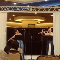 神戸国際フルート音楽祭  ミニミニコンサート  フルーティストによる演奏会