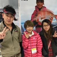 24日 アニキbirthday釣行♪ & 25日26日 札幌フィッシングショー♪