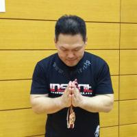 結果1/22全日本マスターズレスリングに高畑さん出場