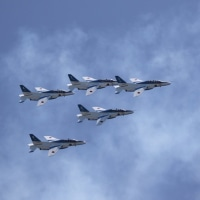 Blue Impulse in 彦根 - その4