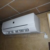 エアコン新設と電気工事