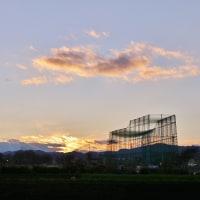 2017/01/09 ダイヤモンド富士 長慶寺上 💎