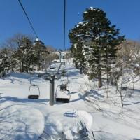 熊野岳(2017)