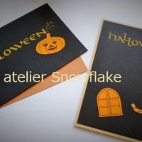 ハロウィーン・カード (Halloween Card)