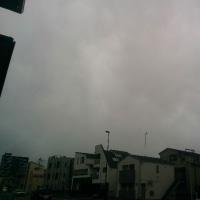 一天にわかにかき曇り