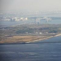 東京湾岸、ゲートブリッジから水元公園、大宮上空と筑波山 空撮シリーズVol132
