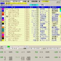 東京スポーツ杯2歳ステークス、霜月ステークス、マイルチャンピオンシップ レース結果と予想検証