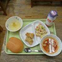 10月28日の給食メニュー